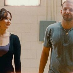 Silver Linings Playbook... Loved this movie!