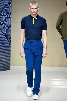 John Smedley Spring/Summer 2018 Menswear Collection   British Vogue