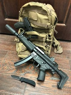 In a world of compromise, some don't. Weapons Guns, Guns And Ammo, Mp5, War Dogs, Custom Guns, Rumi Quotes, Military Guns, Cool Gear, Survival Life