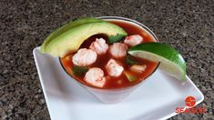 Langostino Lobster Mexican Cocktail Recipe makes for a delicoiusly refreshing starter or meal