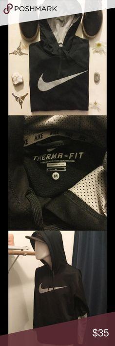 Nike Sweater size Medium Thermal Fit. Gorgeous sweater. Heavily discounted. Nike Shirts Sweatshirts & Hoodies
