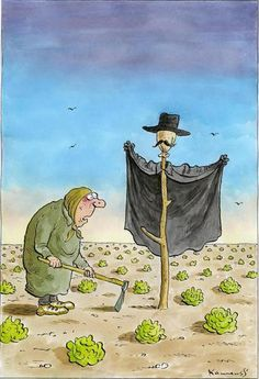 Garden Humor: Dirty Jokes?