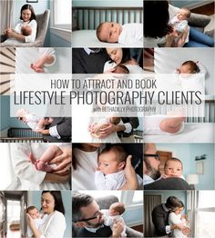 How To Attract and Book Lifestyle Photography Clients | Bethadilly Photography