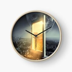 Clock, Wall, Design, Home Decor, Future, Art Print, Watch, Decoration Home, Room Decor