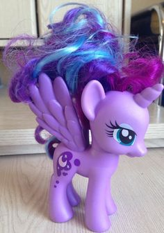 """Luna, 6"""" size, cutie mark only on this side"""