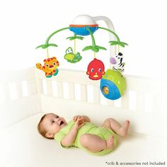 Bright Starts Soothing Safari 2-in-1 Mobile 74451083523 eBay Soothing Starts 0ae3e684ca