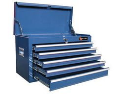 Excel TB2105X-Blue 26-Inch Steel Top Chest