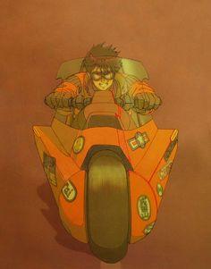 Mercenary: Akira  #Akira #KanedaBike #Mercenary #MercenaryGarage