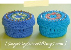 bejeweled baskets