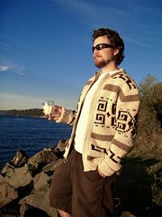 Ravelry: The Dude pattern by Andrea Rangel - so need to knit this!