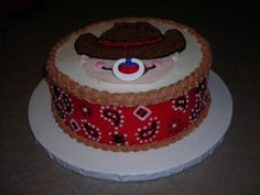 Baby Cowboy By Mencked on CakeCentral.com