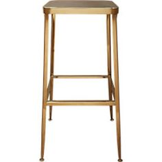 "View larger image of flint gold 30"" bar stool"