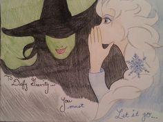 Elphaba+and+Elsa+by+Gr0banit3.deviantart.com+on+@deviantART