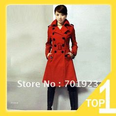 Holiday Sale 2013 LADIES HOT SALE WOOLEN COAT,OUTERWEAR FREE SHIPPING Y3204-in Wool & Blends from Apparel & Accessories on Aliexpress.com