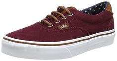 Vans Unisex Era 59 TL Windsor WinePlus Skate Shoe 10 Men US  115 Women US ** You can find more details by visiting the image link.