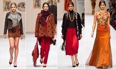 El arte textil mexicano florece en la obra de Lidia Lavín, a su paso por #MBFWMX