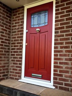The Window Company on | Composite front doors, Front doors and Doors