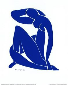 Blue Nude II Prints by Henri Matisse at You can find Henri matisse and more on our website.Blue Nude II Prints by Henri Matisse at Henri Matisse, Matisse Kunst, Matisse Art, Matisse Prints, Matisse Drawing, Matisse Paintings, Picasso Paintings, Vermeer Paintings, Chagall Paintings
