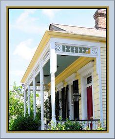 New Orleans Garden District by Dennis J2007, via Flickr