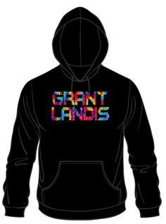 NEW Grant Landis 2015 Hoodie