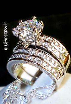 Diamond Rings, Diamond Engagement Rings, Diamond Jewelry, Jewelry Rings, Wedding Ring Styles, Wedding Jewelry, Wedding Rings, Pretty Rings, Beautiful Rings