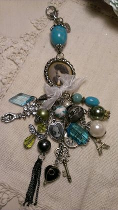 Kitty'sScrapPost: More Bottle Cap Chunky Charms
