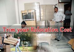 Some tips to reduce home relocation cost.