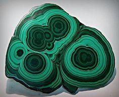 Crystals Stones:  #Malachite.