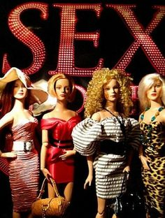 About SEX and the CITY: Modern Chic