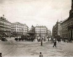 Puerta del Sol, Madrid, principios siglo XX | Galería de fotos 1 de 16 | Traveler