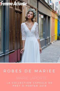 383c33b3484 Pour rendre les robes de créateurs un peu plus accessibles à toutes les  mariées