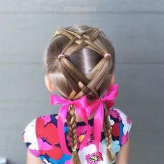 It can be a difficult condition that you can choose the hairstyle for the your special event so we are providing a shorter account of the best wedding hairstyles which will never walk out of fashion. Baby Girl Hairstyles, Best Wedding Hairstyles, Cute Hairstyles, Hairstyle Ideas, Teenage Hairstyles, Fly Away Hair, Glam Hair, Toddler Hair, Hair Dos