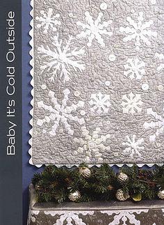 Cute Winter/Christmas Quilt