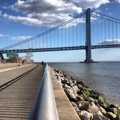 Shore Promenade, Bay Ridge, Brooklyn, NY I will be running there real soon!