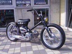 Motorcycle Outfit, Motorcycle Bike, Honda Motorbikes, Mini Chopper, Bike Details, Bobber Bikes, Moto Bike, Bike Style, Custom Bikes