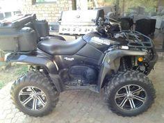 SUZUKI 700 KING QUAD 4X4   Northern Pretoria   Gumtree South Africa   112400639