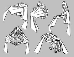 Toby Shelton: stuff i did: I've Got To Hand It To You Hand drawings. Hand Drawing Reference, Gesture Drawing, Animation Reference, Anatomy Drawing, Drawing Poses, Drawing Tips, Drawing Hands, Character Design Animation, Character Design References
