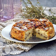 Sicilian apple cake - Italy on my mind Italian Cake, Italian Desserts, Apple Cake Recipes, Baking Recipes, Apple Cakes, Dessert Recipes, Sicilian Recipes, Food Cakes, Savoury Cake