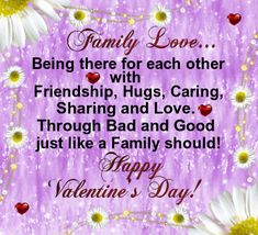 This postcard can be sent to your family on Valentine's Day. Free online Family Love Is You ecards on Valentine's Day Valentines Quotes For Family, Happy Valentine Day Quotes, Valentine Messages, Valentines Greetings, Valentine Verses, Snoopy Valentine, Birthday Greetings, Valentine's Day Quotes, Love Quotes