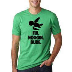 "Disney ""Fin Noggin Dude"" T-Shirt // Finding Nemo Shirts // Women's Plus Size Disney Shirts, Men's Disney Shirt, Squirt Shirt, Crush Turtle by HimAndGem on Etsy https://www.etsy.com/listing/263162412/disney-fin-noggin-dude-t-shirt-finding"