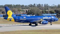 JetBlue A320-232 by AnthonyC12