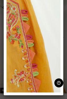Salwar Neck Designs, Neck Designs For Suits, Kurta Neck Design, Sleeves Designs For Dresses, Choli Designs, Dress Neck Designs, Stylish Dress Designs, Sleeve Designs, Stylish Dresses For Girls