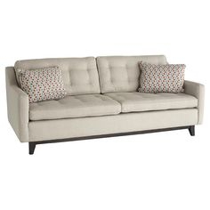 Great Tula Mid Century Modern Sofa By Broyhill Furniture At Darvin Furniture