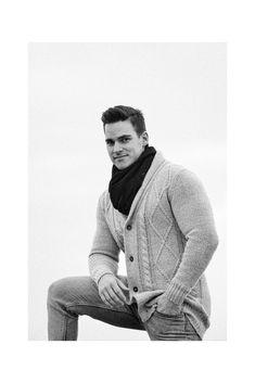 Men Sweater, Photo And Video, Instagram, Fashion, Athlete, Moda, Fashion Styles, Men's Knits, Fashion Illustrations