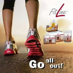 Go all out with FitLine!