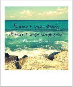 """Alessandro Baricco, """"Oceano-mare"""""""