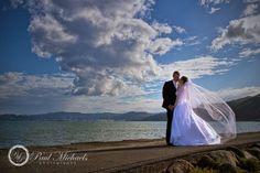 Walk at Petone beach, Wellington, New Zealand Wedding photography Wellington http://www.paulmichaels.co.nz/