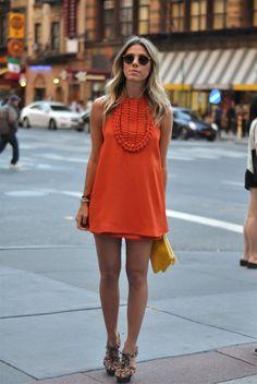 Glam4You por Nati Vozza   Meu Look: NY Day #1