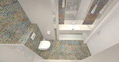 Znalezione obrazy dla zapytania: Aparici Carpet Vestige Natural Alcove Bathtub, Alcove, Carpet, Flooring, Tile Floor, Bathroom