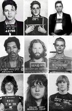 Frank Sinatra, Elvis Presley, Johnny Cash, Jimi... - Jimi Hendrix -